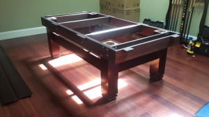 Correctly performing pool table installations, Kerrville Texas